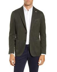 L.B.M. Lbm Fit Twill Cotton Sport Coat