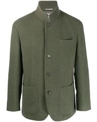Brunello Cucinelli Long Sleeve Fitted Blazer
