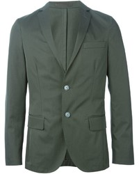 Officine Generale Two Button Blazer