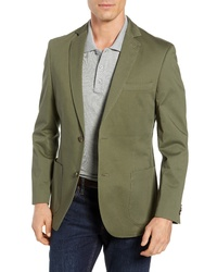 FLYNT Regular Fit Stretch Cotton Sport Coat
