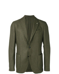 Lardini Single Breasted Blazer