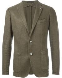 Tagliatore two button blazer medium 657814