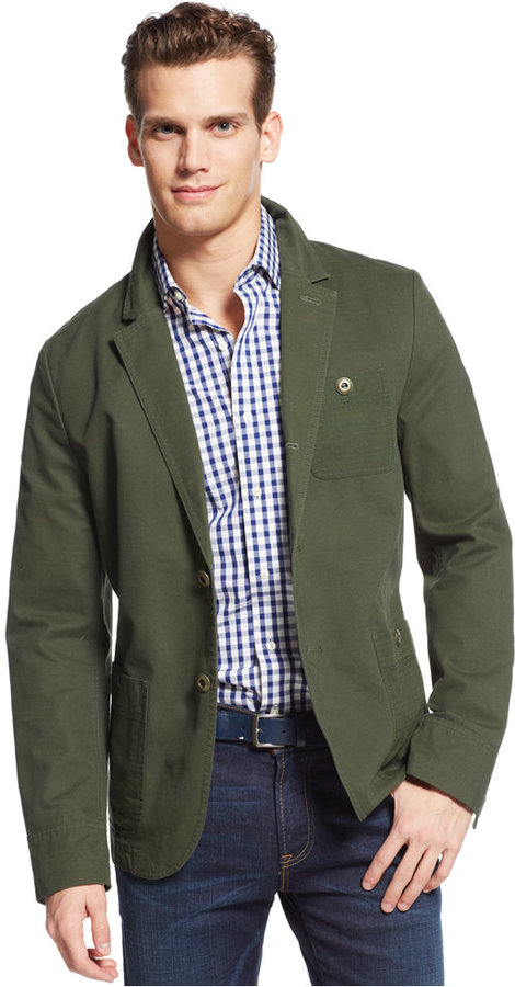 Tommy Hilfiger Blake Sport Coat | Where to buy & how to wear