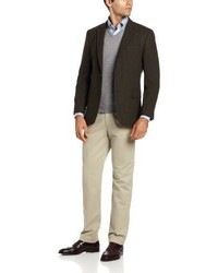 Tommy Hilfiger Two Button Side Vent Donegal Sport Coat