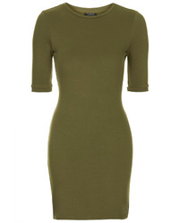 Olive bodycon dress original 1384989