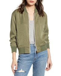 Faherty Aloha Reversible Bomber Jacket