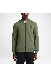 Nike Converse Ma 1 Fleece Bomber Jacket