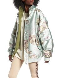 Puma Fenty By Rihanna Reversible Bomber Jacket