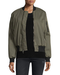Gene bomber jacket medium 3749989