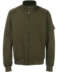 High neck bomber jacket medium 4978396