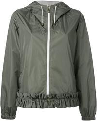 Hooded bomber jacket medium 3668166