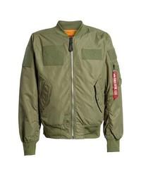 L 2b flex reversible flight jacket medium 8647455