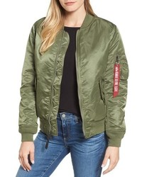 Ma 1 w bomber jacket medium 8709642