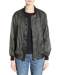 Burberry Mayther Technical Bomber