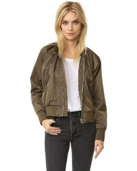 Midnight bomber jacket medium 845693