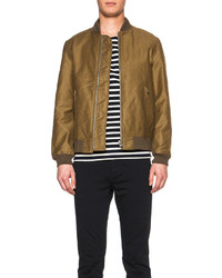 Nlst Cotton Bomber Jacket