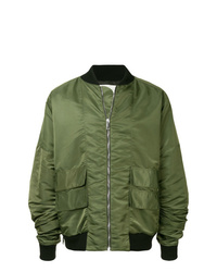 Strateas Carlucci Orchis Bomber Jacket