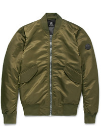 Paul Smith Ps By Padded Shell Bomber Jacket