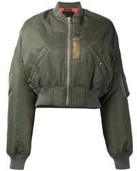 R 13 r13 reversible bomber jacket medium 809355