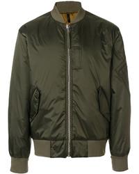 Reversible bomber jacket medium 4468939