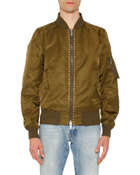 Rockstud bomber jacket medium 1020686