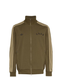 16228e6d1547 Men s Olive Bomber Jackets by adidas