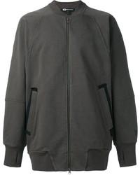 Zip up bomber jacket medium 5261395