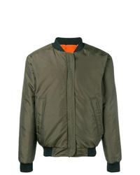 U.P.W.W. Zipped Bomber Jacket