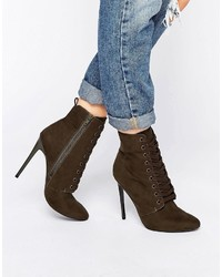 Asos Elthor Lace Up Boots