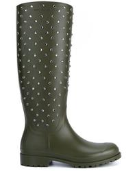Saint Laurent Festival Boots