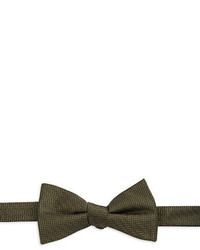 William Rast Micro Chevron Bow Tie