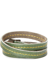 Frye Campus Wrap Cuff Black Cuffs