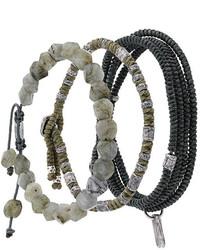 M. Cohen Stone Bracelet