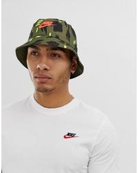 Olive Bucket Hat
