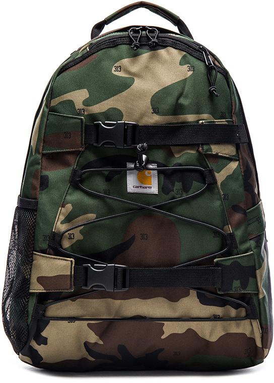 ... Camouflage Backpacks Carhartt Wip Kickflip Backpack ...
