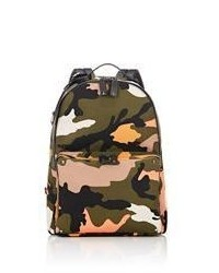 Men s Olive Camouflage Backpacks by Valentino  b5fc115c9bd4a
