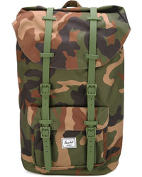 Supply co camouflage backpack medium 3667861