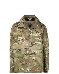 Arc'teryx Veilance Camouflage Pattern Padded Jacket