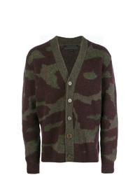 Stella McCartney Camouflage Cardigan