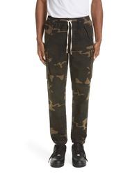 Ovadia & Sons Camo Cargo Pants