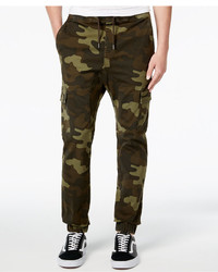 American Rag Camo Print Jogger Pants Only At Macys