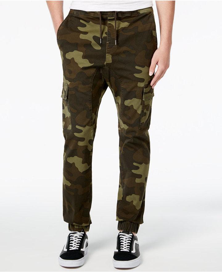 c07ede28d6e ... American Rag Camo Print Jogger Pants Only At Macys