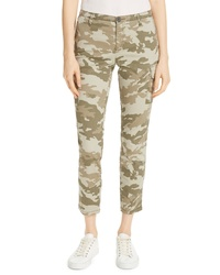 ATM Anthony Thomas Melillo Camo Slim Cargo Pants