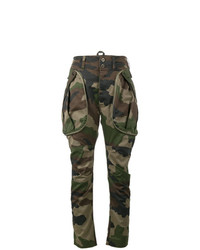 Faith Connexion Cargo Trousers With Oversized Pockets