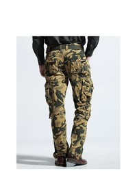 doremo Cargo Camouflage Pants