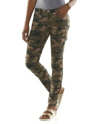 Juniors so skinny cargo pants medium 318255