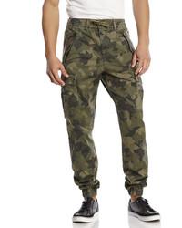 Lrg Wasteland Camouflage Cargo Jogger Pants