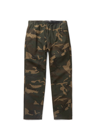 Carhartt WIP Colton Camouflage Print Cotton Ripstop Trousers