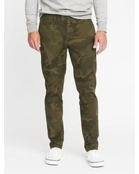 Old Navy Slim Ultimate Built In Flex Tapered Leg Khakis
