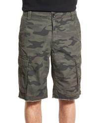 Union Pacific Coast Camouflage Cargo Shorts